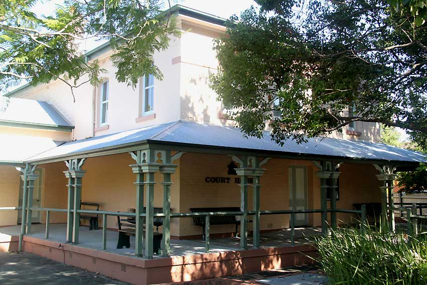 Casino c1882, NSW