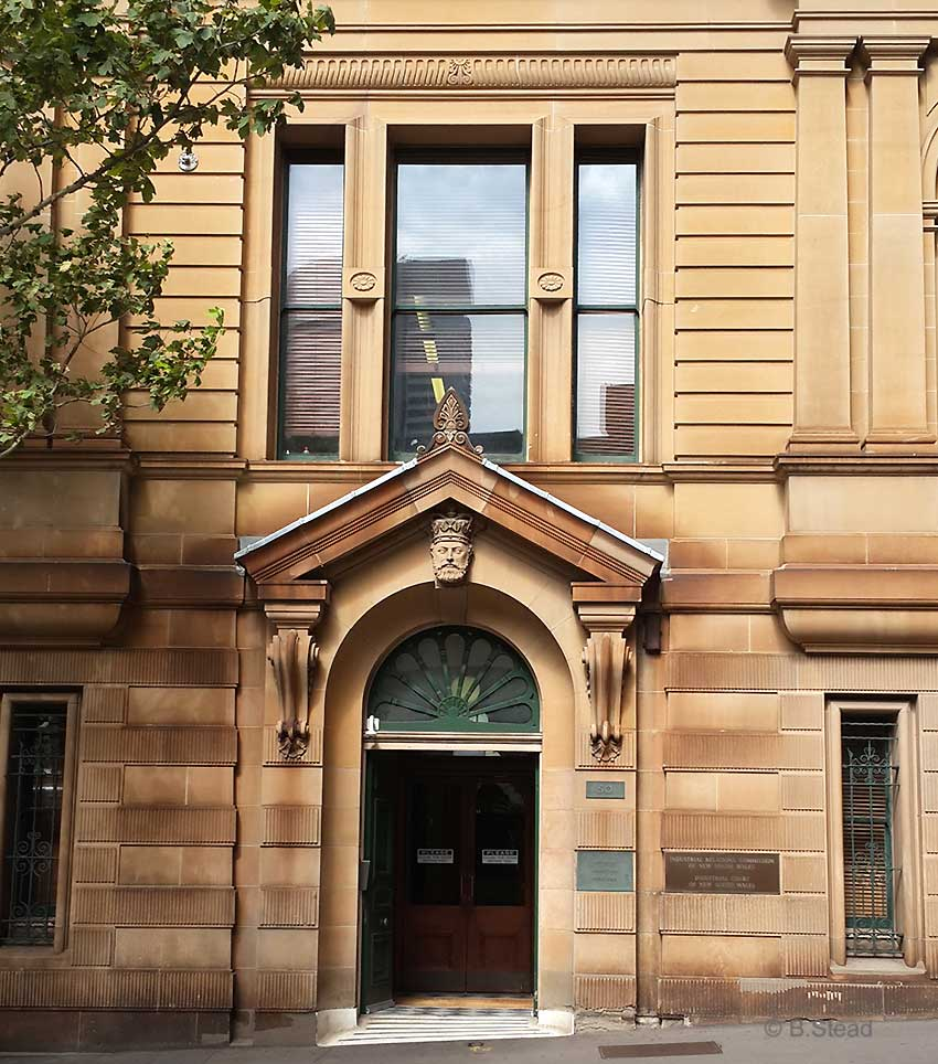 Industrial Relations Court NSW