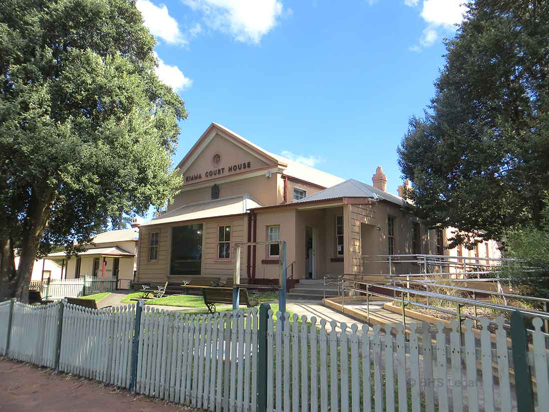 Kiama 1892, NSW