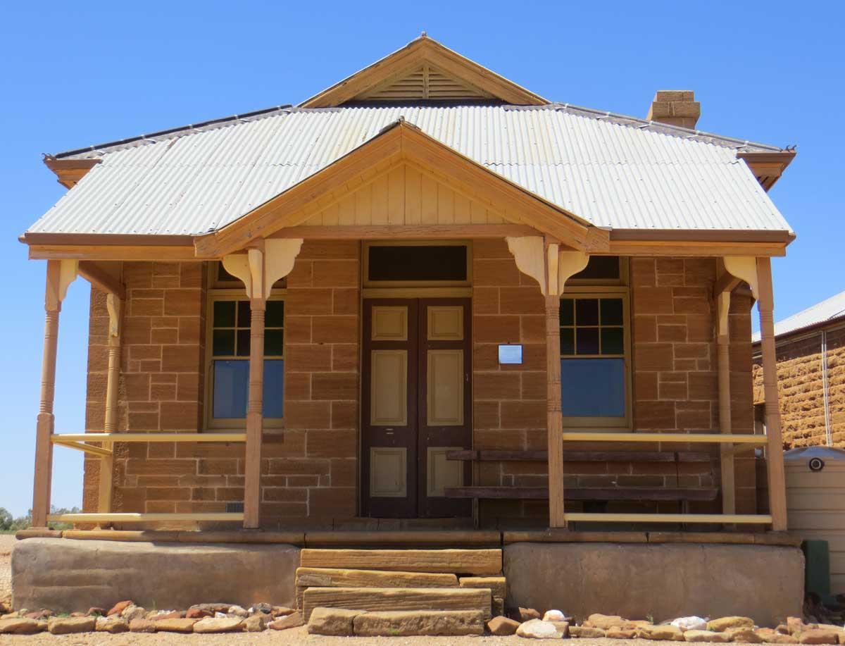 Milparinka (former), NSW
