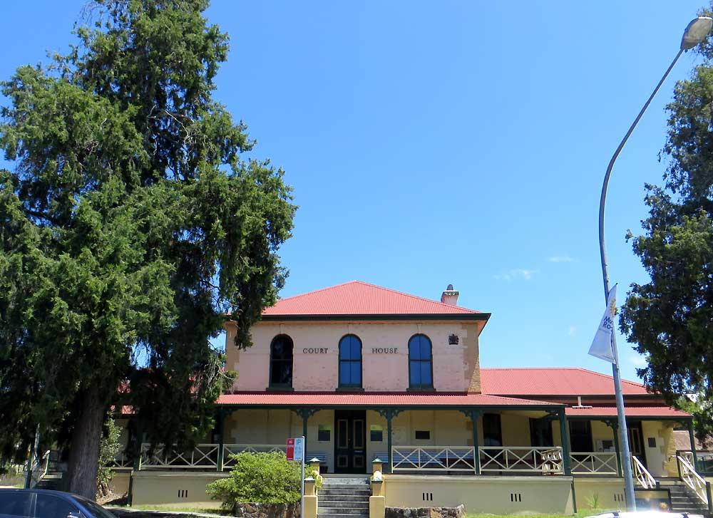 Moruya 1881, NSW
