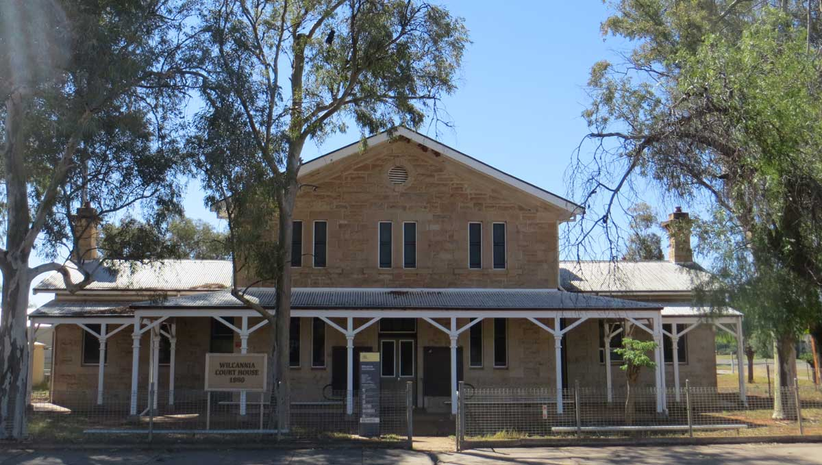 Wilcannia, NSW
