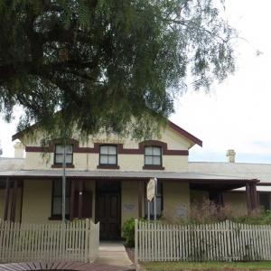 Euston (former), NSW