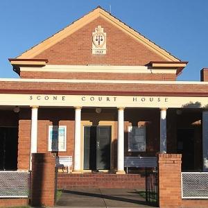Scone 1937, NSW