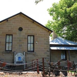 Wollombi 1866, NSW