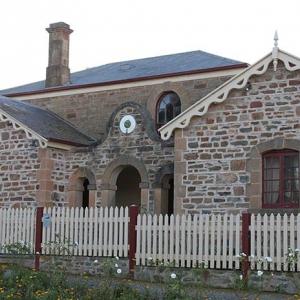 Auburn 1860, SA