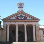 Armidale Courthouse, old Australian courthouses, early Australian Courthouses