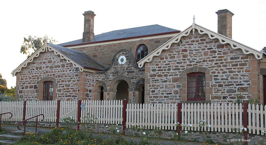 Auburn Courthouse, Auburn Courthouse and Police Station.old Australian courthouses, early Australian courthouses