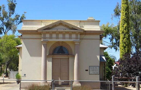 Balaklava Courthouse, South Australia, early Australian courthouses, old Australian courthouses, Australian legal history