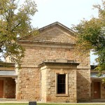 Beechworth Courthouse, early Australian courthouses, old Australian courthouses