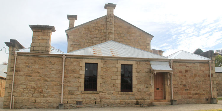 Beechworth Courthouse