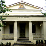 Berry Courthouse, Australian courthouses, old courthouses