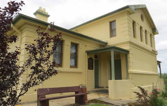 old Buladelah Courthouse, old Australian courthouses, early Australian courthouses