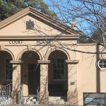 Camden Courthouse, Australian Courthouses, old courthouses, Camden,