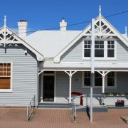 old Campbell Town Courthouse, Tasmania, early Australian Courthouses, colonial Australian courthouses, legal history