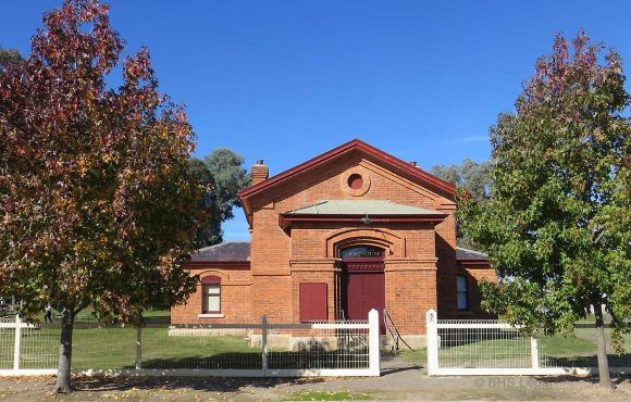 Chiltern Courthouse (former), old Australian Courthouses, early Australian Courthouses, Australian legal history, Colonial Australian Courthouses,