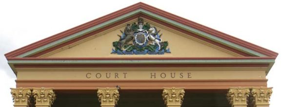Deniliquin Courthouse, NSW