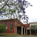 Dungog Courthouse, New South Wales