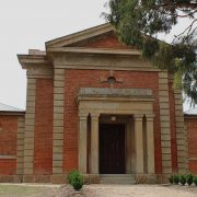 Dunolly Courthouse, Victoria, early Australian courthouses, colonial Australian courthouses, Australian legal history