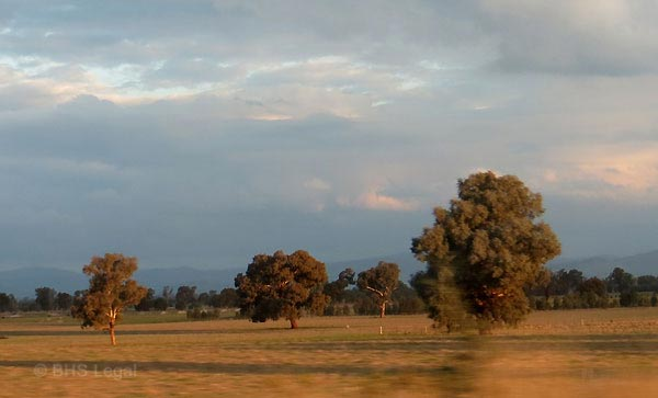 Farmland NSW