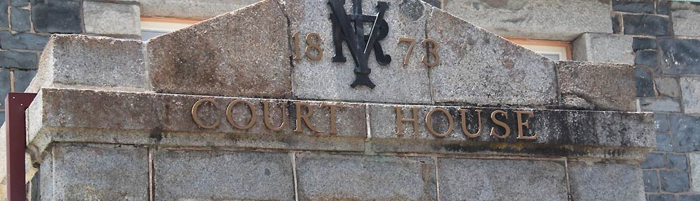 Glen Innes Courthouse, early Australian Courthouses, old Australian Courthouses, Australian legal history