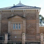 old Gawler Courthouse, old Australian courthouses, early Australian Courthouses