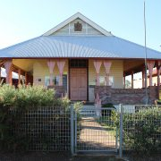 Gilgandra Courthouse NSW, early Australian courthouses, colonial Australian Courthouses, Australian legal history,