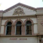Glebe Courthouse, early Australian courthouses, old Australian courthouses