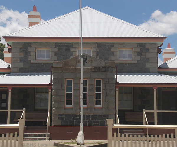 Glen Innes Courthouse, Australian Courthouses, Australian legal history, early Australian courthouses