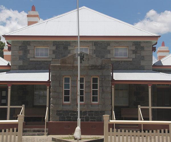 Glen Innes Courthouse, Australian Courthouses, Australian legal history, early Australian courthouses