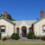South Australia, Goolwa Courthouse and Police Station,