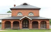 Greta Courthouse, NSW, colonial Australian courthouses, Australian legal history, early Australian courthouses