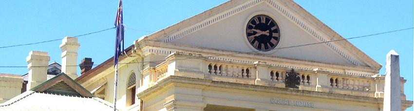 Gundagai Courthouse