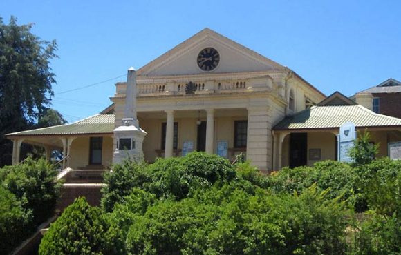 Gundagai Courthouse, early Australian courthouses, old Australian courthouses