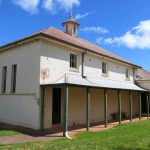 Gundaroo Courthouse (former), NSW, Gundaroo, early Australian courthouses, old Australian Courthouses, Colonial Australian Courthouses, Australian Legal history