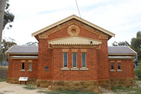 Newstead Courthouse, Victoria, early Australian Courthouses, old Australian courthouse, Australian legal history, Colonial Australian courthouses