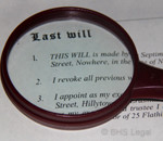 see the will, wills, probate, deceased estate, copy of someone's will, WillsHub