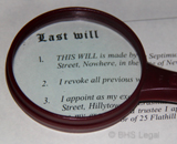 wills, probate, deceased estate, copy of someone's will,