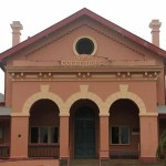 Lismore Courthouse, early Australian courthouses, old Australian courthouses