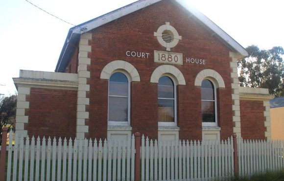 Murrumburrah Courthouse, early Australian courthouses, old Australian courthouses