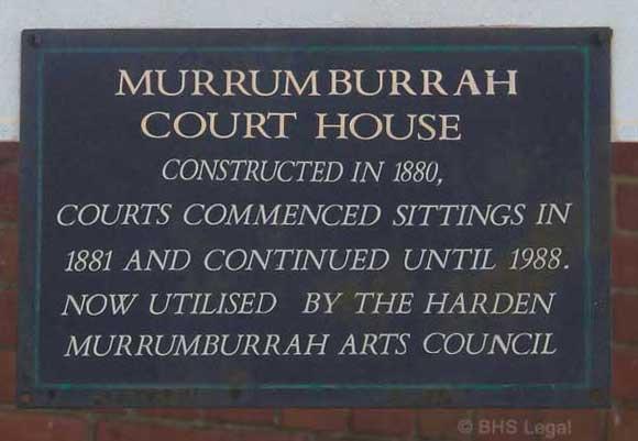 Murrumburrah-Courthouse-pla
