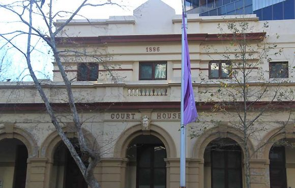 North Sydney Courthouse, early Australian courthouses, old Australian courthouses, historical Australian Courthouses, Australian legal history, Colonial Australian courthouses, Australian legal heritage