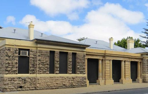 Old Freemantle Courthouse, Freemantle, Western Australia, Australian legal history, early Australian courthouses, old Australian courthouses,