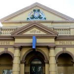 Paddington Courthouse, old Australian Courthouses, early Australian courthouses