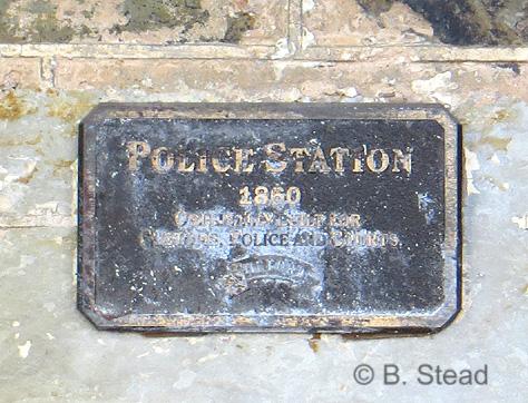 Police Station Port Adelaide (former) 1861