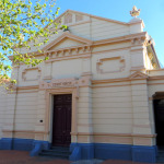 Port Adelaide Courthouse, old Australian courthouses, old courthouses, courthouses