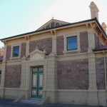 old Port Augusta courthouse, old Australian courthouses, early Australian courthouses
