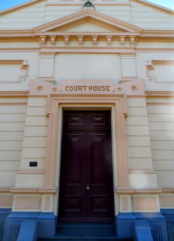 Port Adelaide Courthouse