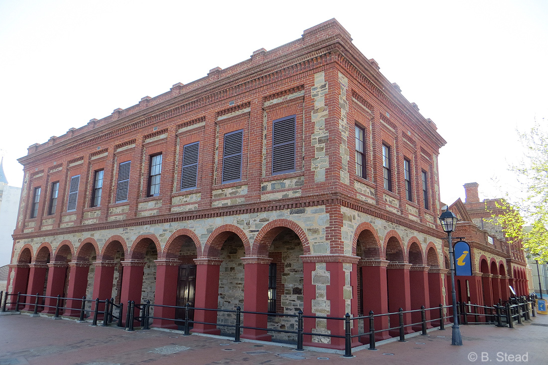 Port Adelaide Police Station (former) 1861