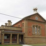 Singleton Courthouse, New South Wales